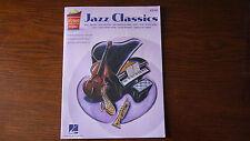 "Saxophone alto. Big Band Play-Along. ""Jazz Classics'"