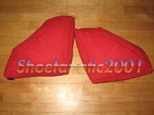 Diamond Supply Co Pillow Set Red Brilliant Jasper VVS faux leather suede
