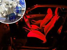 Red Interior LED Bulb Kit Set Lighting Spare Part VW Golf Mk4 Iv R32 Gti V5