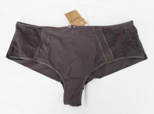 NWT Chantelle 01474 Women's Soft Stretch Microfiber & Lace Underwear Size XLarge