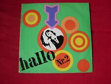 Hallo Nr 2 Amiga DDR 1972 Halina Frackowiak & ABC Bayon