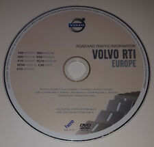 VOLVO & ASTON MARTIN RTI MMM SAT NAV  DISC MAP UPDATE DVD C 2015