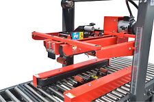 halbautomatische Kartonverschlussmaschine, sehr robust, für Serienkartons