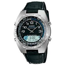 Brand New Casio Men's AMW700B-1AV Ana-Digi Forester Fishing Timer Watch
