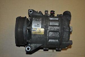 VOLVO S60 S80 V70 XC60 D5 DIESEL A/C AIR CON COMPRESSOR PUMP 31250519 VALEO