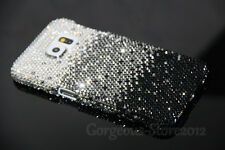 Handmade Bling Austria Diamond Crystal Phone Case Cover For Samsung Galaxy S8