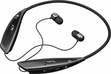 Genuine LG Tone Ultra HBS-810 Wireless Bluetooth Neckband Stereo Headset Black