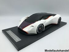 Aston Martin DP-100 weiss/violett - 1:18 Modell 777   >>NEW<<