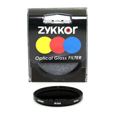 Zykkor 58mm Infrared Infra-Red X-ray IR 950nm Filter lens for Camera Camcorder