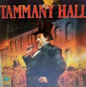 Tammany Hall board game power play