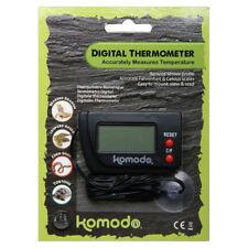 Komodo Digital Thermometer reptile heating temperature bearded dragons 82403