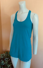Lululemon Tennis Gym Running Tank Top Shirt Women's Size 10/12