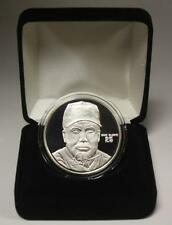 MARK McGWIRE Highland Mint 1 Oz SILVER Medallion Coin Limited Edition & Numbered