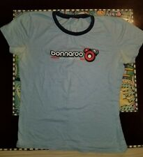 2005 Rare Official Bonnaroo Music Festival Tshirt Size Xl Distressed Vtg Woman's