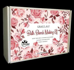 Bath Bomb Making Kit - Great Gift Idea