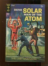 DOCTOR SOLAR #25 (5.0) THE LOST DIMENSION 1968