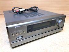 Denon AVC-77 AV Surround Amplifier Home Cinema Dolby Component Stack Separate