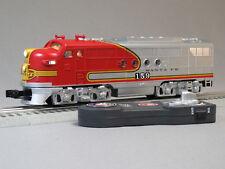 LIONEL SANTA FE LIONCHIEF DIESEL LOCOMOTIVE #159 O GAUGE train sf 6-84719-E NEW