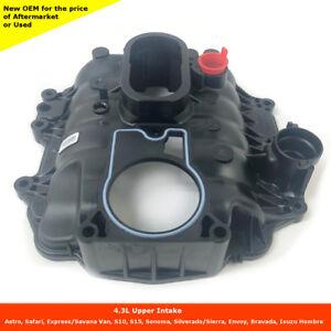 New GM OEM Upper Intake Manifold 4.3L 96-07 Silverado / Sierra 1500 #17113542