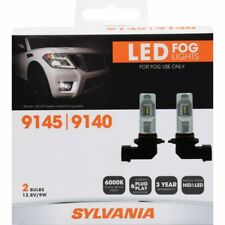 Sylvania 9145/9140 LED Fog Lights Bulbs 2Pack
