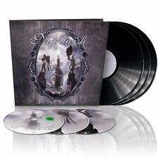 NIGHTWISH - END OF AN ERA BOXSET EARBOOK 3 LP VINYL + 2 CD + BLU RAY NEU