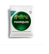 Martin M1400 Marquis Silk and Steel Folk Acoustic Guitar Strings .0115 - .047