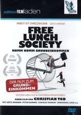 FREE LUNCH SOCIETY, Der Film zum Grundeinkommen (NEU+OVP)