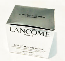 LANCOME Long Time No Shine Loose Setting & Mattifying Powder TRANSLUCENT 15g NIB