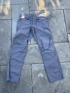 Triple Aught Design Recon RS Pant Size 34/32 Battleship Grey TAD Gear force 10