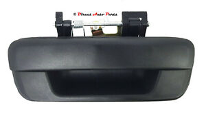TAILGATE TAIL GATE HANDLE W/O KEY HOLE suit HOLDEN RODEO RA 3/2003- 6/2008 BLACK