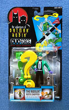 THE RIDDLER ROTO CHOPPER THE ADVENTURES OF BATMAN AND ROBIN FIGURE KENNER 1997