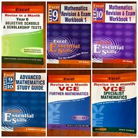 Mathematics Books Cambridge and Quest and Others ($10 - 30)