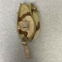 Outdoor Tactical Molle Radio Walkie Talkie Holder Bag Magazine Pouch Camo New