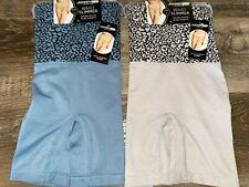 Jockey Life ~ Women's Waist Slimmer Short Nylon 1-Pair ~ Choose Size & Color