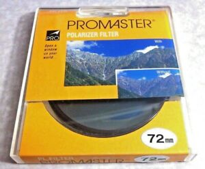 Pro 67mm PL Polarizer Lens Filter Polarizing Polar Film Digital Promaster 67 mm