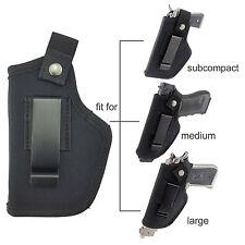 Waistband Pistol Gun Concealed Carry IWB Holster Fits GLOCK 26 27 29 30 33 42 43