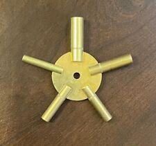 New Grandfather Clock Winding Winder Multi Key