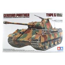 TAMIYA Panther Tipo G prima versione del modello Set 1:35 TANK MODEL KIT 35170 NUOVI