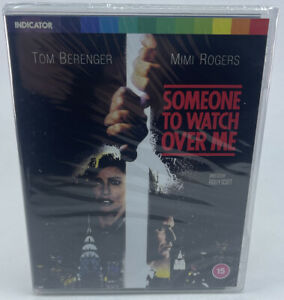 Someone To Watch Over Me - New & Sealed Blu Ray - Tom Berenger - CR1