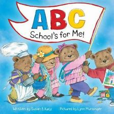 ABC School's for Me!-ExLibrary