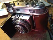 "Kodak Retina IIIc (Small ""c"") Rangefinder Film Camera"