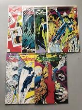 Lot of 7 Elementals (1984 1st Series Comico) #4-7 13 15 16 VF-NM Near Mint