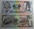 "BILLETE "" HONDURAS "" 5 LEMPIRAS AÑO :2008 UNC PLANCHA"