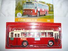 n° 51 LEYLAND VERHEUL LVS 560 Autobus et Autocar du Monde 1968 1/43 Neuf Boite