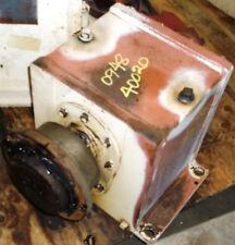 Falk, Gearbox, Model 1060FC2A, Input Rpm 1844, Out Rpm 531, Ratio 3.472