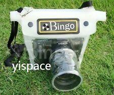 DSLR SLR camera waterproof underwater case housing bag for Canon 500D 450D 400D
