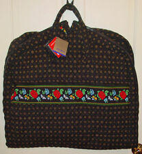 SAMSONITE FRENCH PROVENCAL LUGGAGE BLACK GARMENT PURSE NEW WITH TAGS