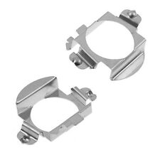 New H7 LED Headlight Adapters Holders Retainers Fr Audi BMW Mercedes-Benz VW ww