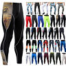 Men Sport Compression Base Layer Pants Sport Leggings Running Workout Jogging US