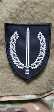 BW Bundeswehr KSK Kommando Spezialkräfte German Army SOCOM SEAL Klett Patch Schw
